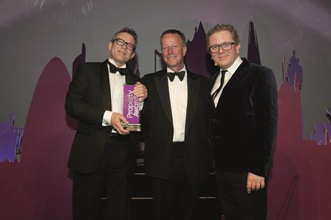 Property Newcomer of the Year Andrew Pollard _Place Partnership